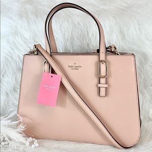 New Kate Spade Connie Rosy Cheeks MD Triple Gusset